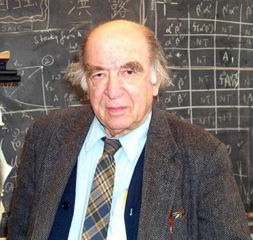 Leonid Hurwicz.
