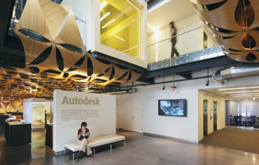 Autodesk became known for AutoCAD.