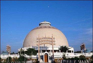 Deekshabhoomi is a major center of the Dalit Buddhist movement.