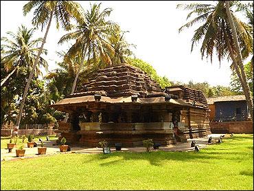 Kamala Basati at fort Belgaum.