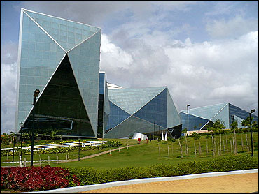 Mysore Infosys.