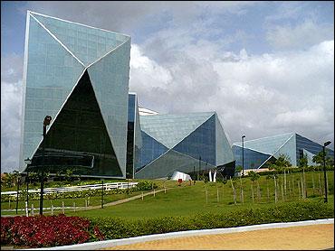 Mysore Infosys.