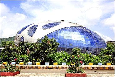 Infosys' Pune Campus.