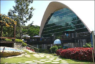 Lotus Food Courts, Bengaluru campus.