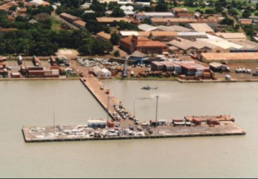 A view of Guinea-Bissau.