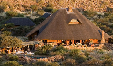 Tswalu is the largest privately-owned game reserve in Africa.