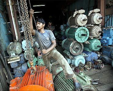 A labourer.
