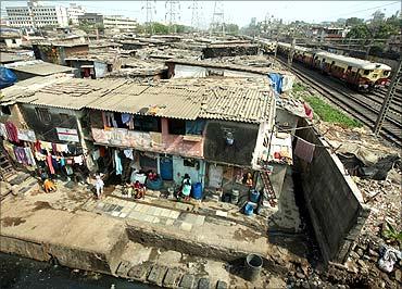 Dharavi.