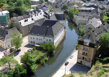 Luxembourg ranks 20.