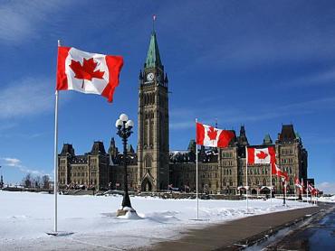 Ottowa, capital of Canada.