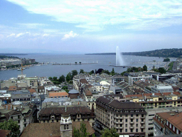 A view of Geneva.