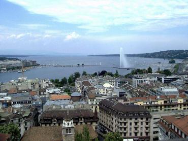 A view of Geneva.