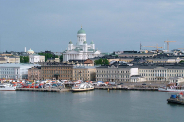 Finland's unemployment rate is 20.3 per cent.