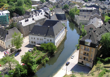 Unemployment rate in Luxembourg is 14.2 per cent.