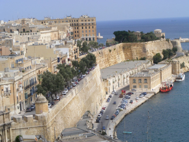 Malta's unemployment rate is 13.1 per cent.