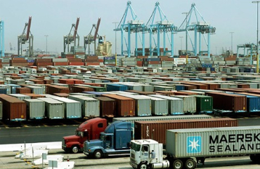 Let us take a look at 10 busiest ports.