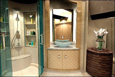 Boeing 787 VIP Interior Concept.