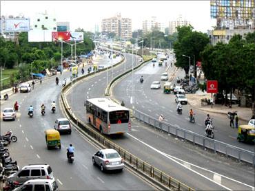 Ahmedabad.