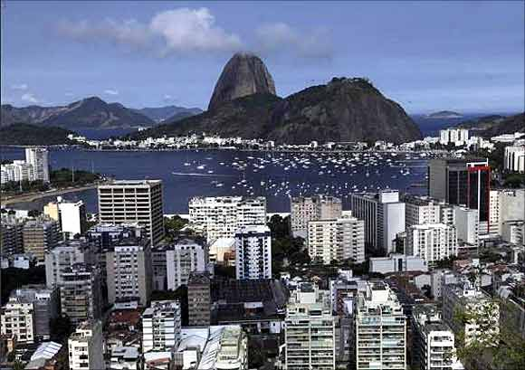 Botafogo neighborhood.