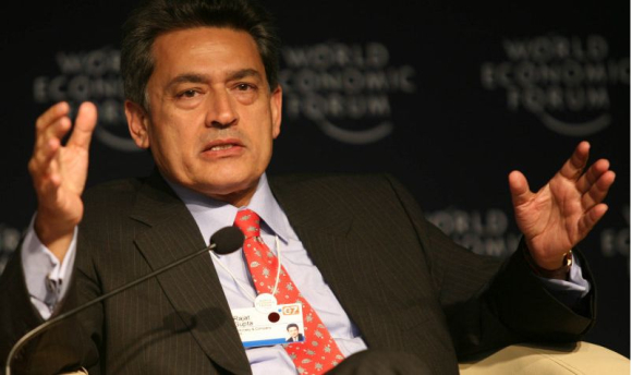 Rajat Gupta pleaded not guilty to insider trading charges.