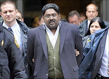It was alleged that Gupta provided information to Raj Rajaratnam.