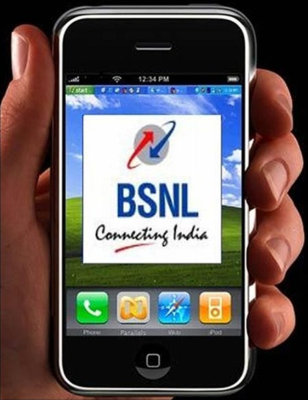 BSNL phone.