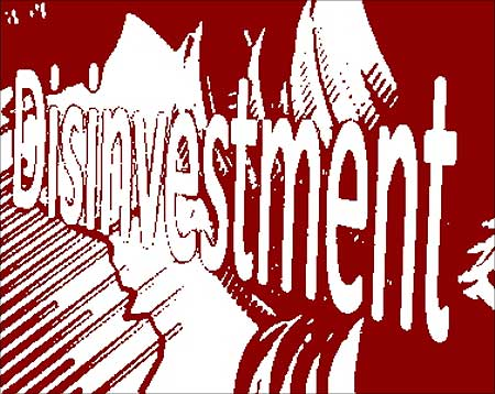 Compromise formula called disinvestment.