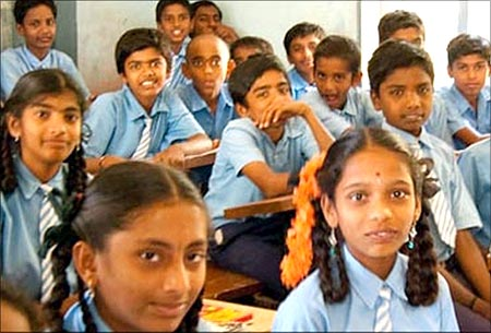 Education sector lacks funds.