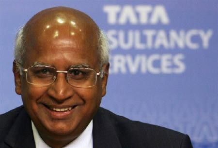 S Ramadorai was picked by Kohli as his successor to lead TCS from 1996-2009.