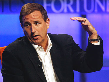 Hewlett-Packard Co. CEO Mark Hurd resigned following a sexual harassment complaint.