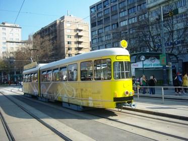 A Vienna Ring Tram.