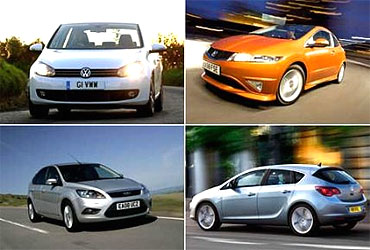The 8 cheapest hatchbacks in India