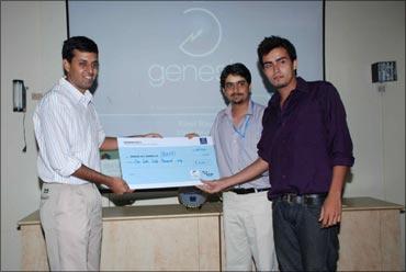 Genesis 2011 runners-up.