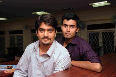 Kunal Bhambhani and Swagat Sharma.