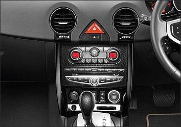 Renault Koleos stereo.