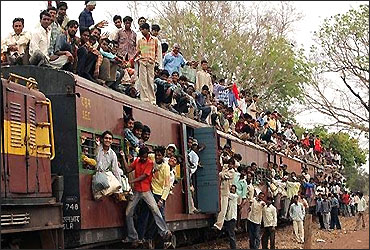 Indian Railways to modernise.