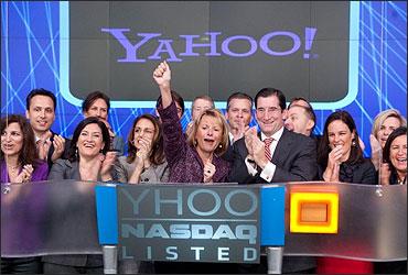 Carol Bartz SLAMS Yahoo board for firing her