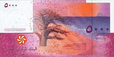 The Comorian Franc.