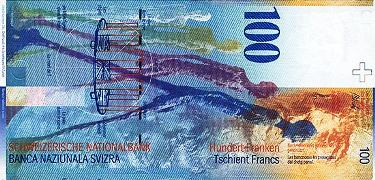 Swiss Franc.