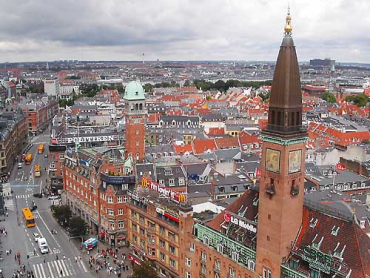 Denmark has the highest tax-GDP ratio.
