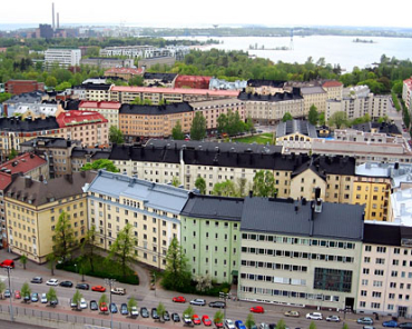 Unemployment in Finland is 6.4 per cent.