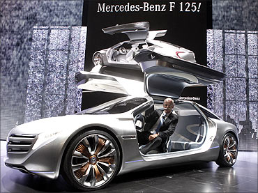 Mercedes-Benz F125