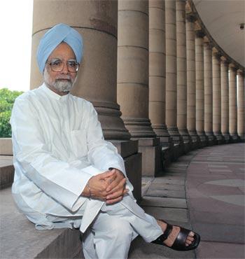 Manmohan Singh eliminated the industrial licensing regime.