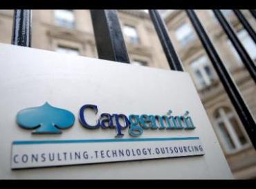 Capgemini India saw a revenue jump of 28 per cent.
