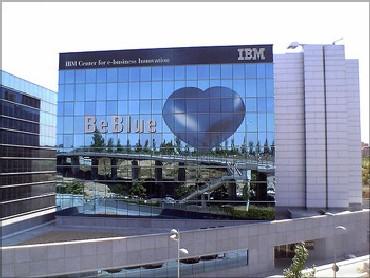 IBM India recorded revenue of Rs 7,349 crore.