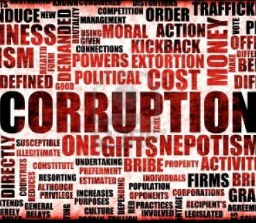 Corruption in India Inc alarmingly high