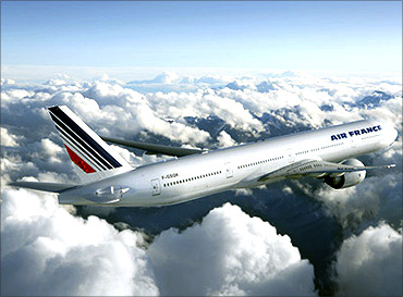 Air France.