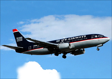 US Airways.