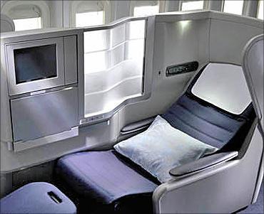 British Airways.