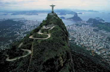 Beautiful Rio de Janeiro.